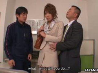 Тийн хуй loving yuuno hoshi е пипнешком от two teachers