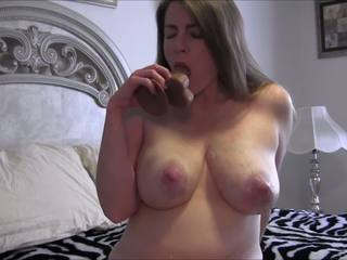 big boobs, vibrator, orgasm