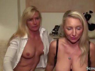 Groß Dreier Flotter Sexy Titten Sexy Flotter