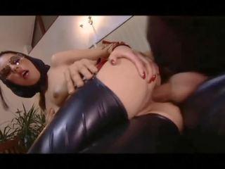 Kinky Leather: Tube Leather HD Porn Video aa