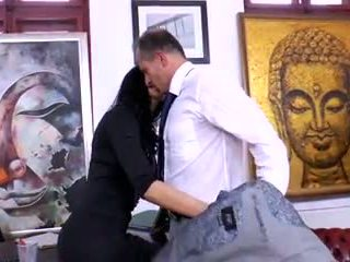 MILF Office Fuck: Free MILF Fuck Porn Video 50