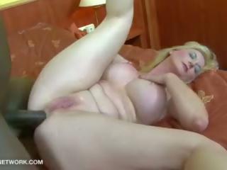 big boobs, old, granny