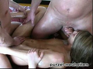 Oily Threesome