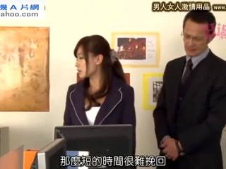 brunette video-, orale seks, japanse