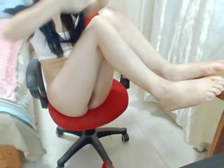 Feet Show by Ex GF: Free Showing Porn Video c1