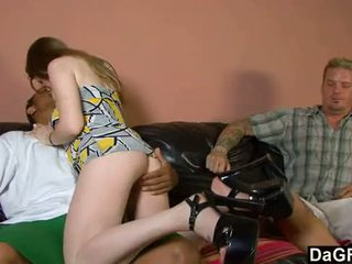 hottest brunette fun, online doggystyle, nice blowjob