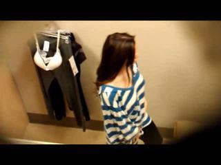 u voyeur video-, een spycam gepost, heetste amateur