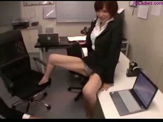 heetste japanse, online kantoor neuken, japan kanaal