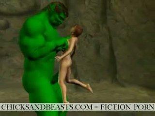 エイリアン ファッカーズ. 3d sci-fi セックス stories