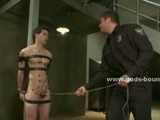 homo-, leer klem, controleren bizzare