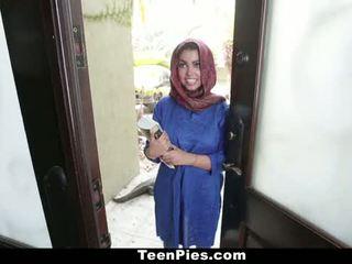 Teenpies - muslim נערה praises ah-laong זין