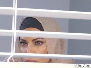 pijpen mov, ideaal arabs scène