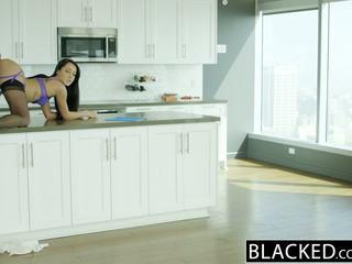 Blacked bojo does not know bojo sabrina banks loves bbc