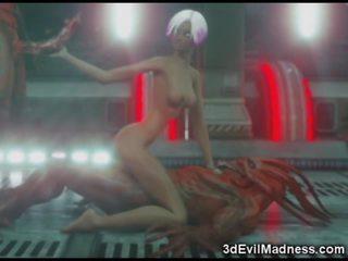 groot video-, u tieten seks, nominale pik seks
