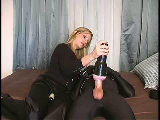 Cum Control - Blonde Wife Toys Slave, Porn cd