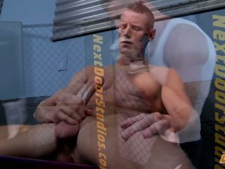 Jordan James Is A Hardbodied Hunk With A Whopping Big Cock