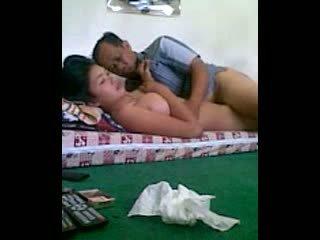 Om Om Senang Part 2: Old & Young Porn Video