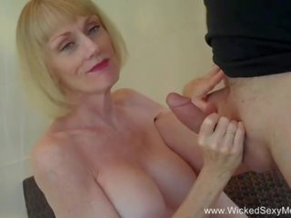 hottest blowjobs ideal, grannies real, milfs any