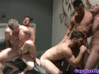 more groupsex new, real gay fun, full muscle real