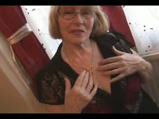grannies vid, nenn nylon aktion, amateur