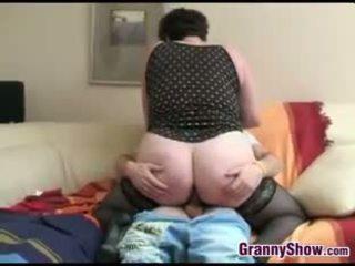 you brunette scene, hq big boobs scene, fresh granny