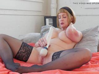 Inang kaakit-akit starlette vibrates kanya cooshie, Libre pornograpya 62