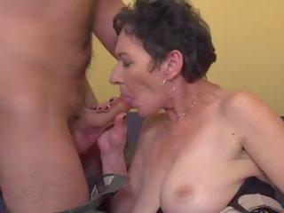 jong seks, oma film, nominale grannies scène