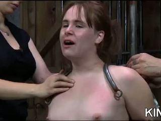 seks tube, voorlegging kanaal, vers bdsm klem