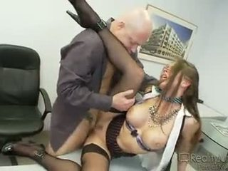 Rachel Roxx - Office Perverts 4, Scene 2