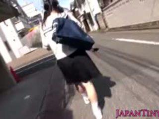jaapani, suur rind, sõrmestus