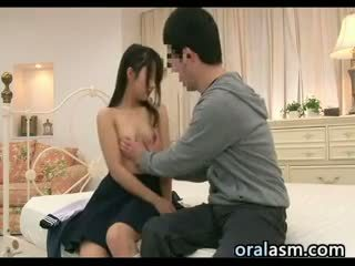Japanese Schoolgirl Wants To Have Sex
