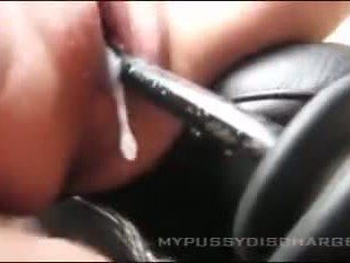 kwaliteit speelgoed scène, een orgasme video-, een kaukasisch vid