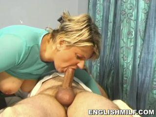 oral sex, big butt, milf blowjob action