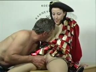 threesomes scene, you hd porn, rated german thumbnail