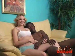 groepsseks, controleren grote pik film, heet interraciale seks