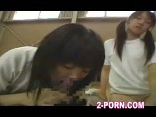 schoolmeisje, ideaal ffm, kijken tiener