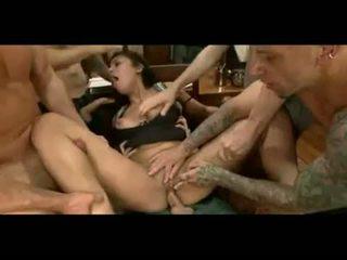free oral sex, deepthroat check, double penetration