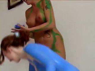 meest lichaam, controleren painting seks