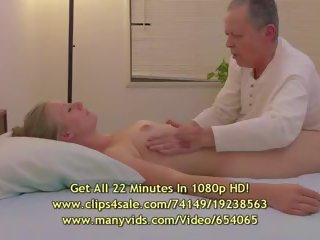 Summer gets a Massage, Free Clips4Sale HD Porn ba