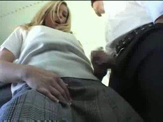 girl, uniform, xvideos