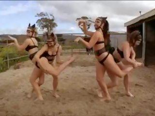Horse Burlesque: Free Escort Porn Video c1