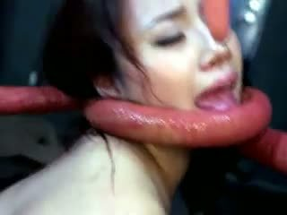 nice fetish, asian movie