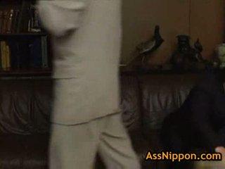nominale japanse neuken, plezier gang bang, nominale gelaats scène