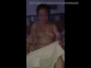 oma mov, groot grannies vid, meer naakt porno