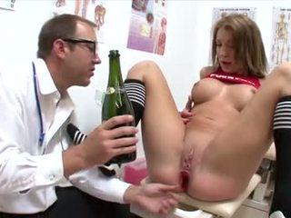 brunette seks, alle orale seks neuken, heetste deepthroat actie