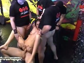 German goo girls - gorgeous july sun takes it up the ass