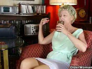 u grannies, vol matures, groot milfs film