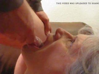 vol pijpen klem, heetste cum in de mond, beste oma