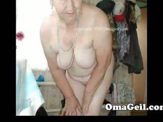 літній, бабуся, oldie