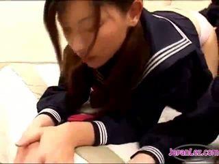 レズビアン, 女子学生, 中国の, アジアの